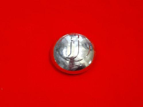 J Cap for disc hub operating lever