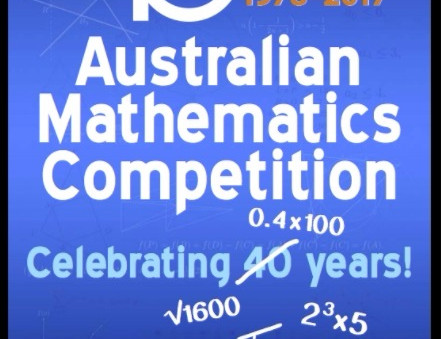 Australian Mathematics Competition Test Date & Time