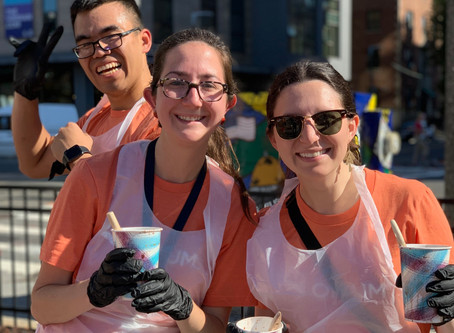 Optum Employees Find Fulfilling Project in Building Beds for Local Kids