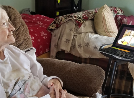 Volunteer Now: Make-A-Video for Seniors and Shut-ins