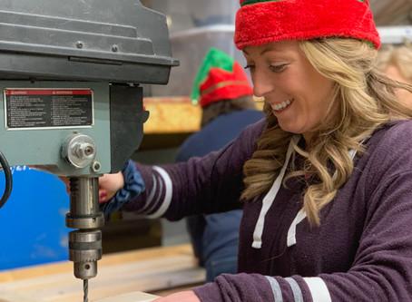 Santa's Workshops in full swing: Generus helps to make the Magic Happen