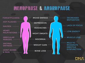ANDROPAUSE V MENOPAUSE