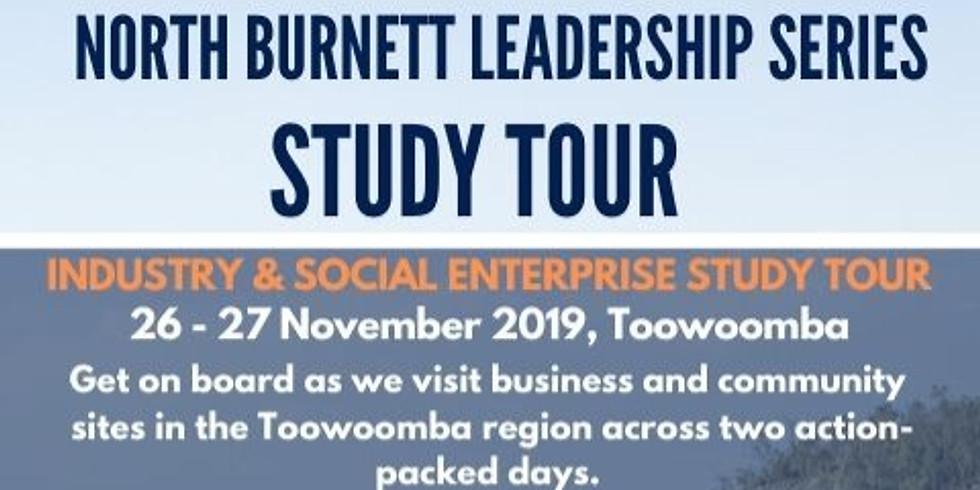 North Burnett Leadership Series Study Tour