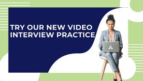 Video Interview Practice tool