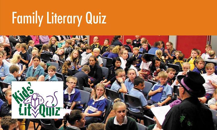 Family Literary Quiz