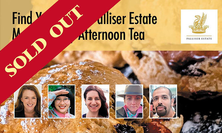 Find Your Place: Palliser Estate Mother's Day Afternoon Tea