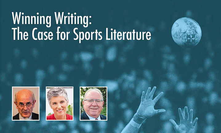 Winning Writing The Case for Sports Literature
