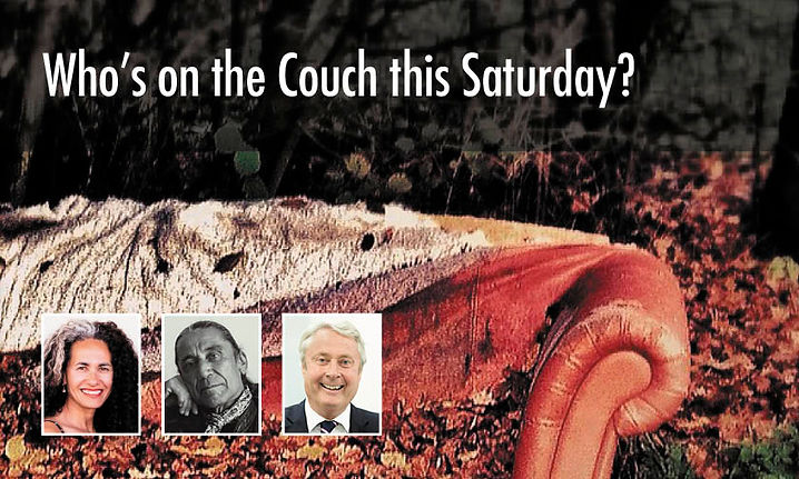 Who's on the Couch on Saturday?