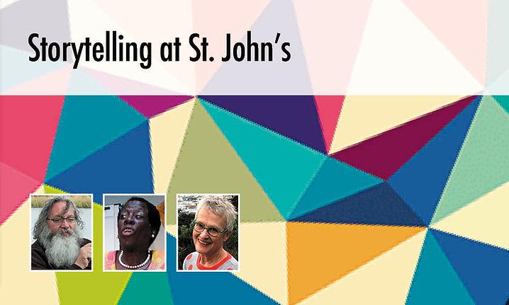Storytelling at St John's