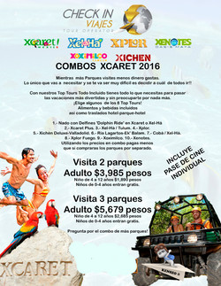 XCARET COMBOS 2016_edited