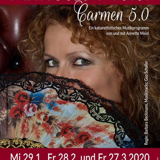 CARMEN 5.0 Teatro/Cabaret