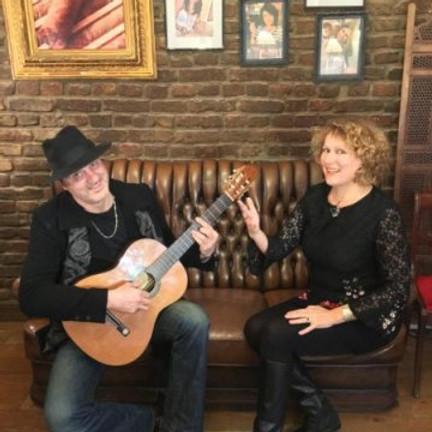 Noche de música Annette Meisl y  Rudi Rumstajn