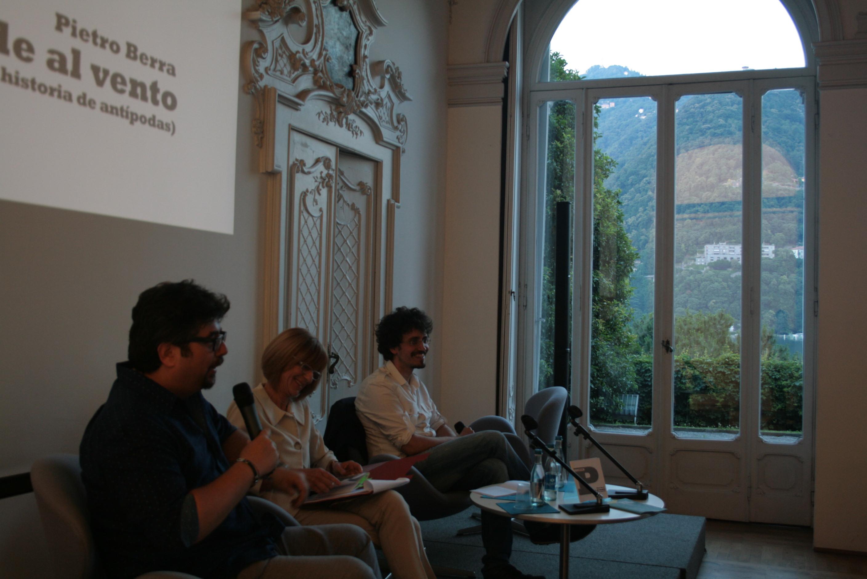 Stefano Donno presenta il libro Ode al vento 2