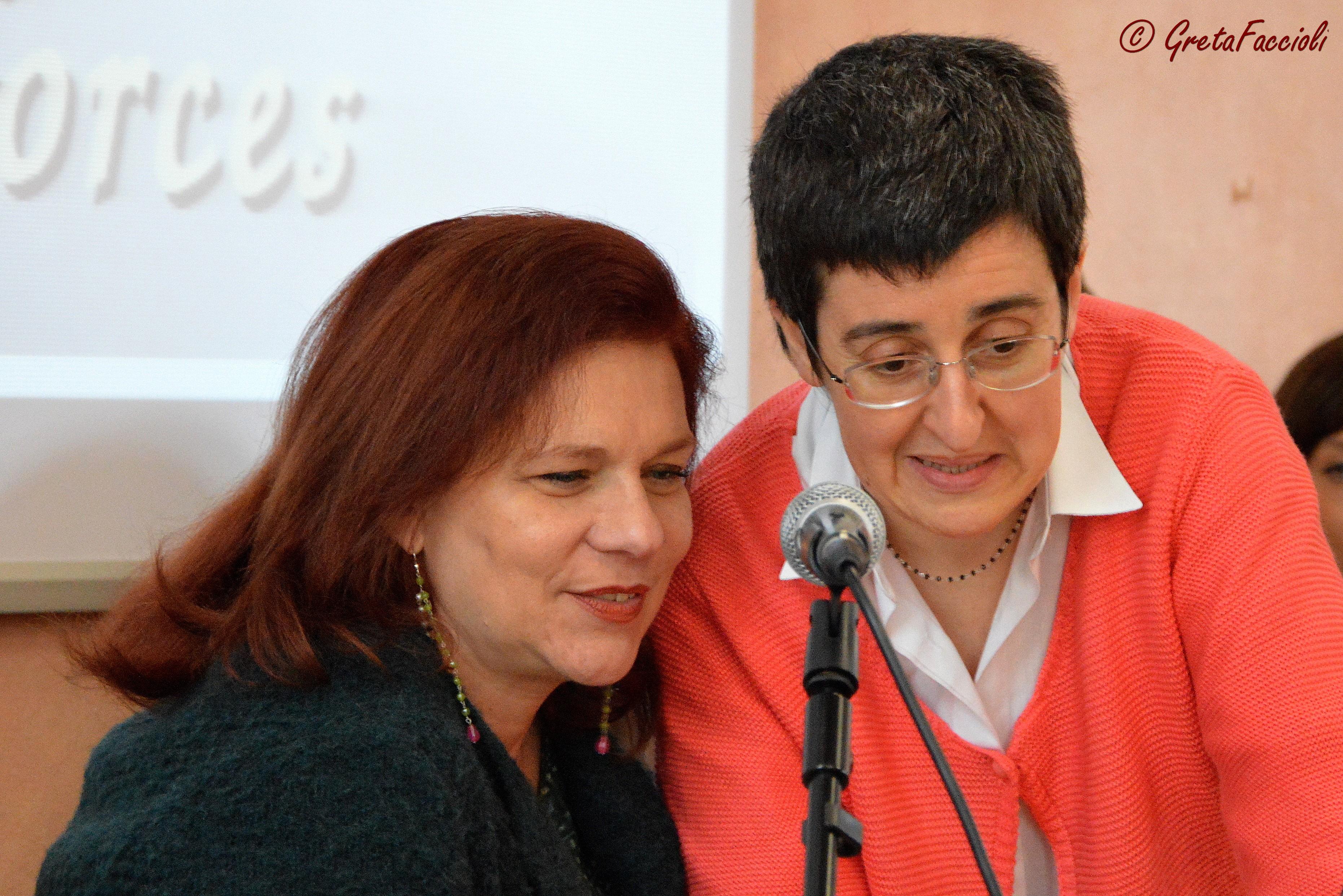 Barbara Pozzo e Michela Prest