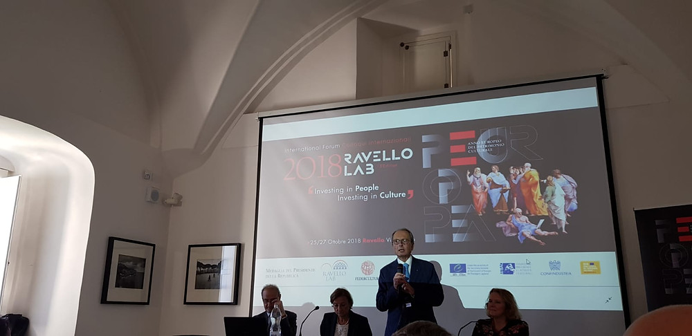 Ravello LAB - La casa della poesia