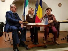 """PRESENTAZIONE DEL LIBRO """"LA CENERE DEL CUORE"""" DI ION DEACONESCU"""