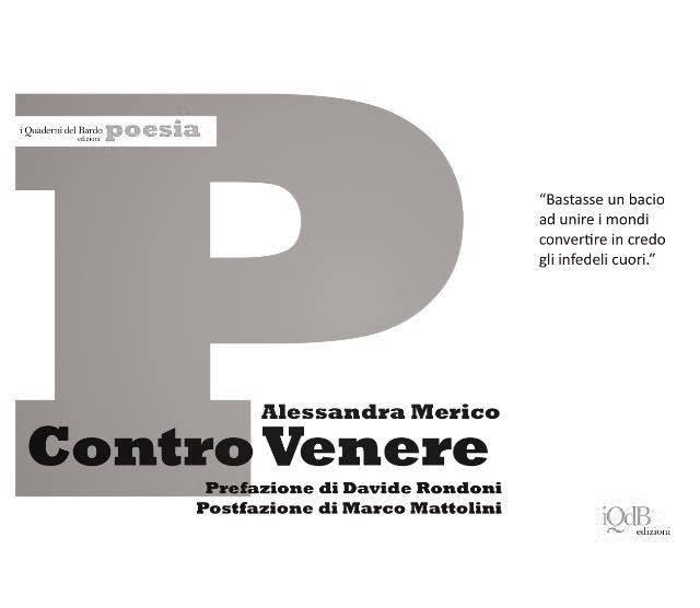 """""""Contro Venere"""""""