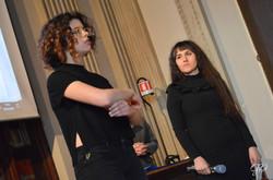 Carlotta Sinigaglia e Muesser Yeniay
