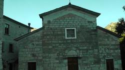 La Chiesa di Pruno