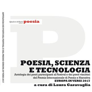 Copertina antologia Europa in versi 2017