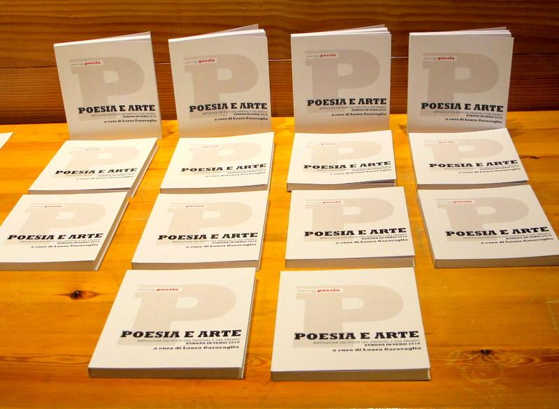 """L'antologia """"Poesia e arte"""""""