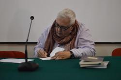Reading con Víctor Rodríguez Núñez