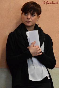 Giulia Iseppato coordina le letture