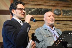 Metin Cengiz e Nicola Verderame
