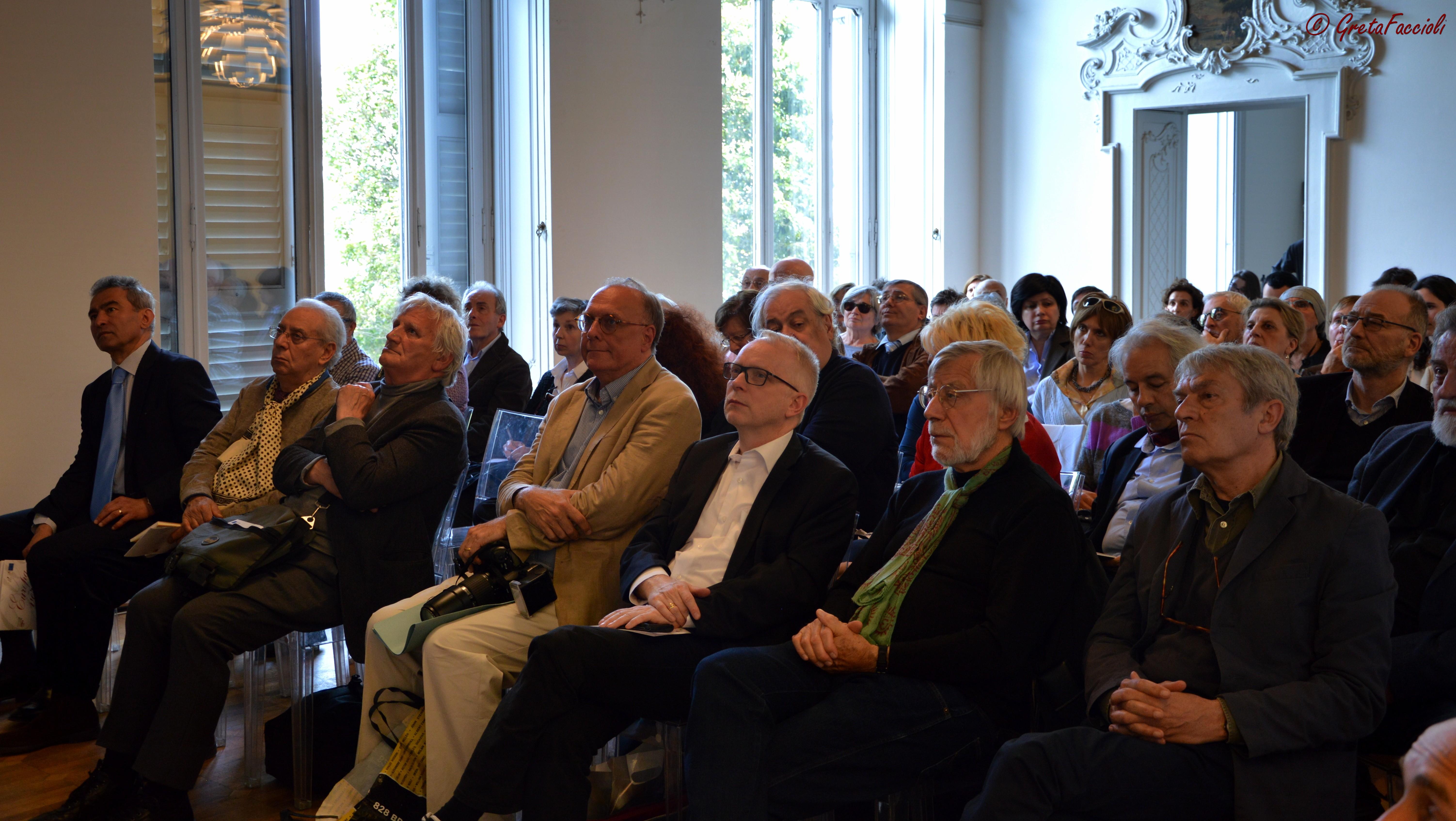 I poeti e il pubblico