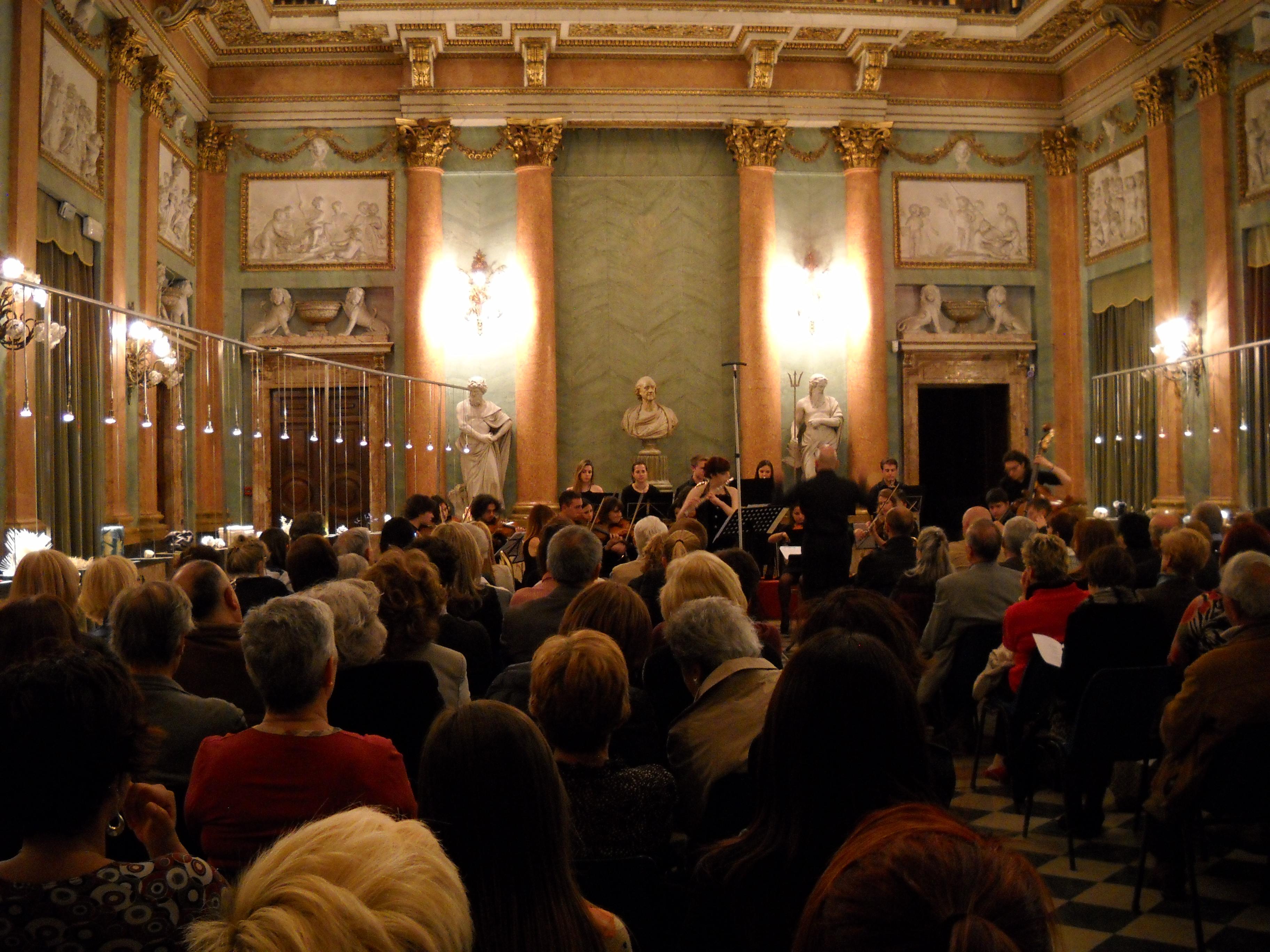 Poesia&Musica a Villa Olmo