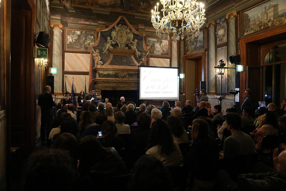 Il pubblico al Premio Europa in versi 2017