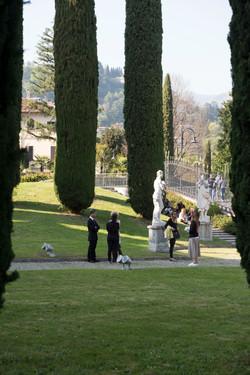 Reading a Villa Gallia