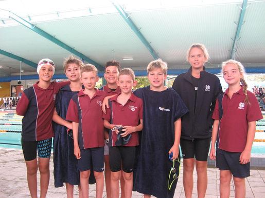 CSSA Primary State Swimming