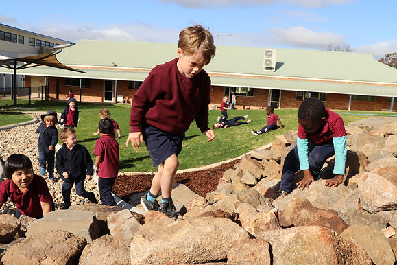 Preschool Playground passes the test