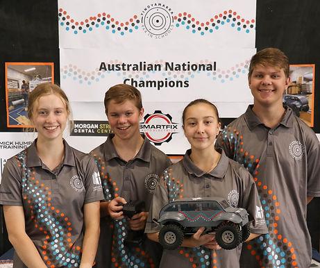 2020 National STEM Champions