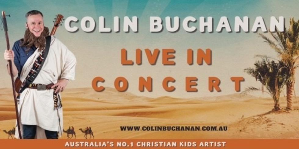 Join Colin Buchanan!