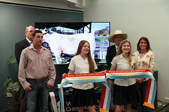 Royal Agricultural Society of Victoria Wagga Wagga Christian College wins Multiple awards