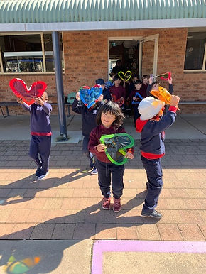 Preschool National Science Week