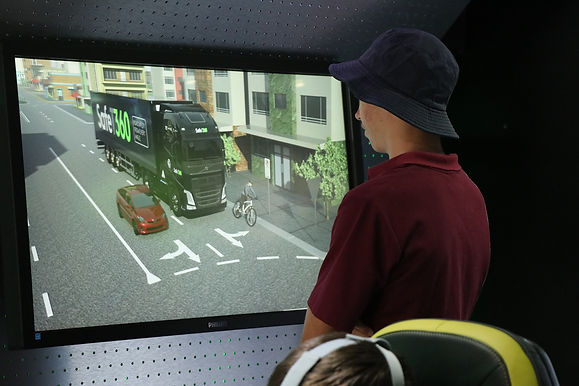 Road Safety with Senior School