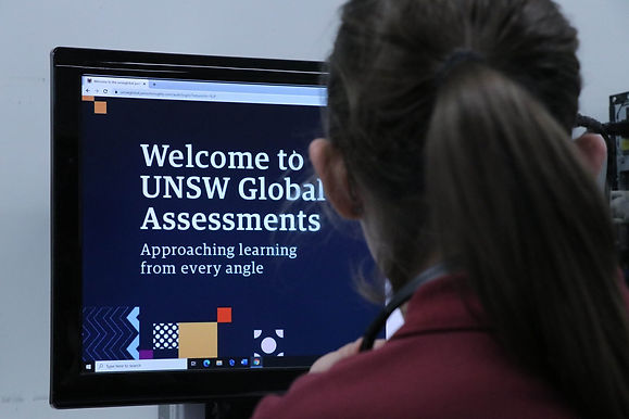 UNSW Global ICAS Assessments, for a growth mindset