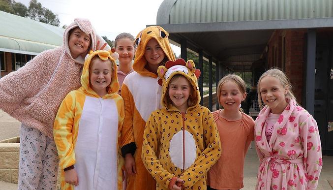 Whole school Pyjama Party