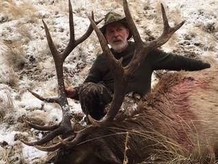 2017 Hunting season....