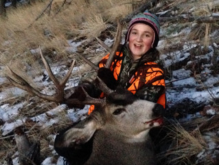 2015 Hunting Season!