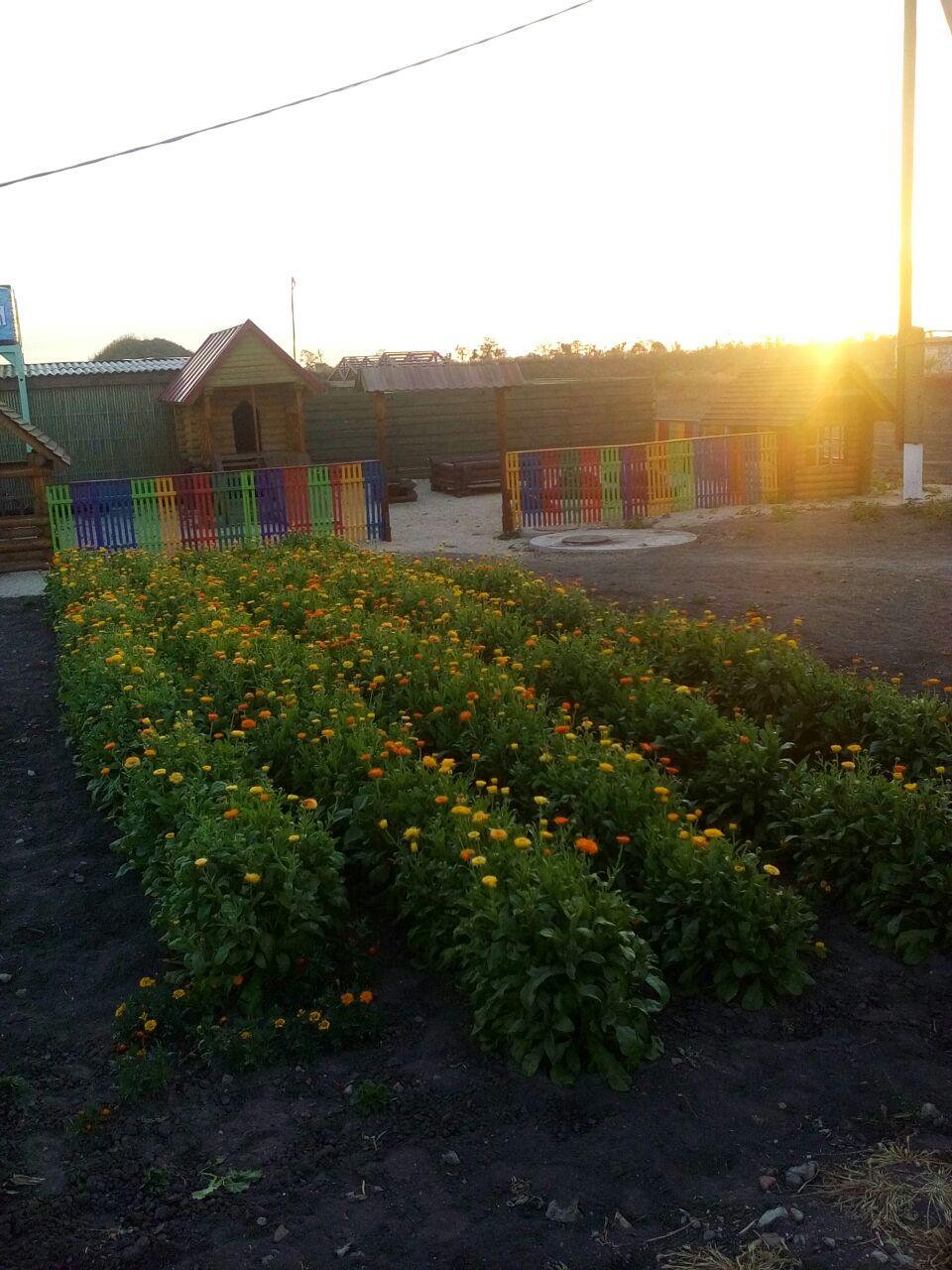 календула, база отдыха, Ейск