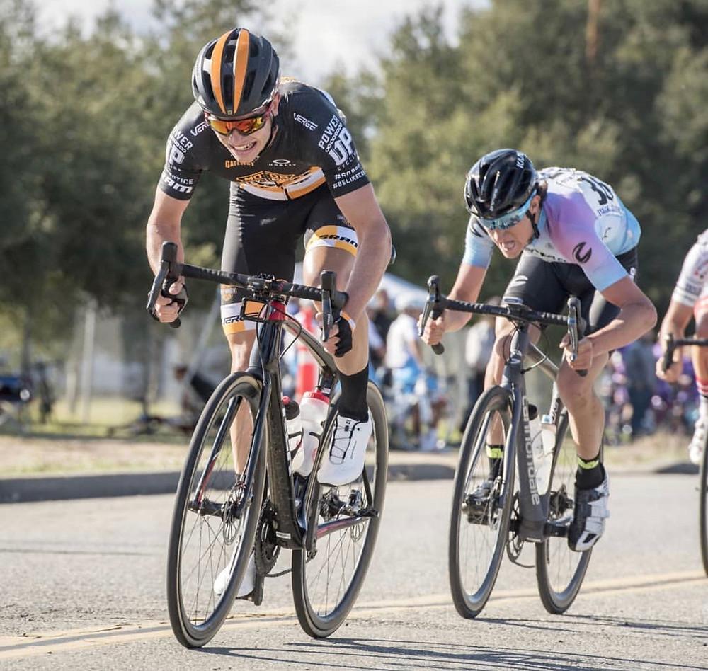 Reece Robinson @ the Tour of Murrieta