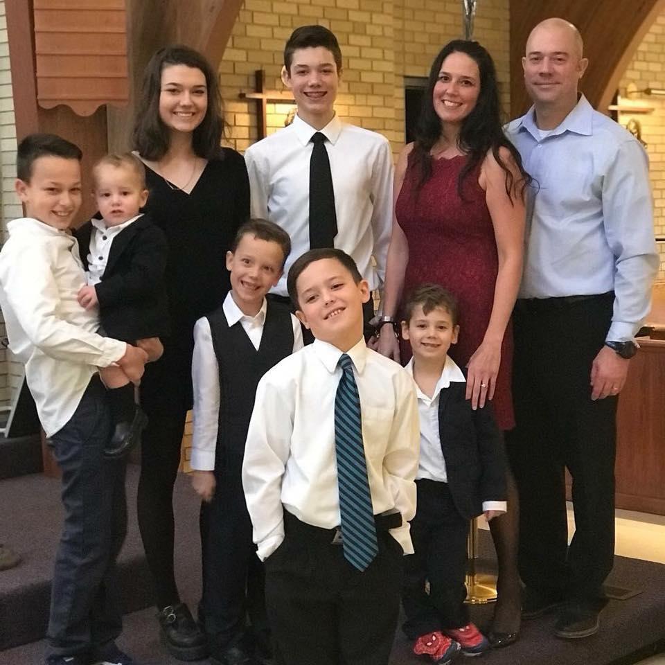 Creed Family 2018