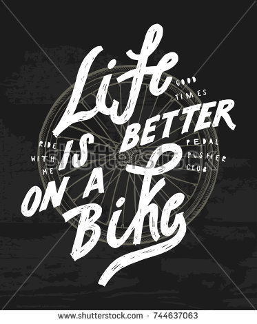 stock-vector-bicycle-wheel-quote-print-life-is-better-on-a-bike-744637063