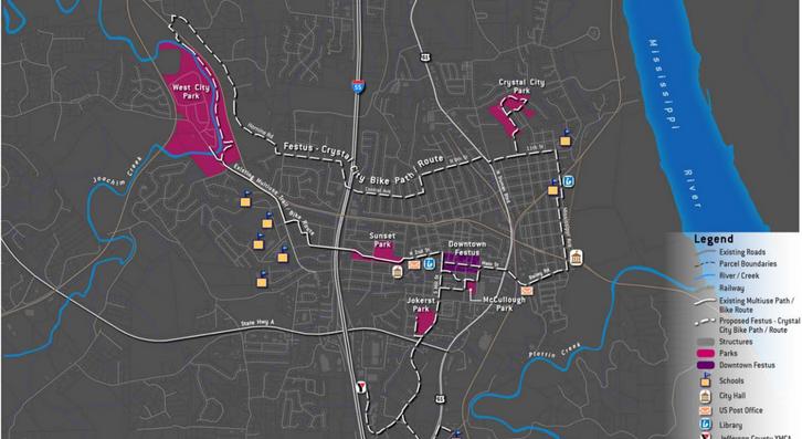 Jefferson County Regional Connectivity Concept Plan