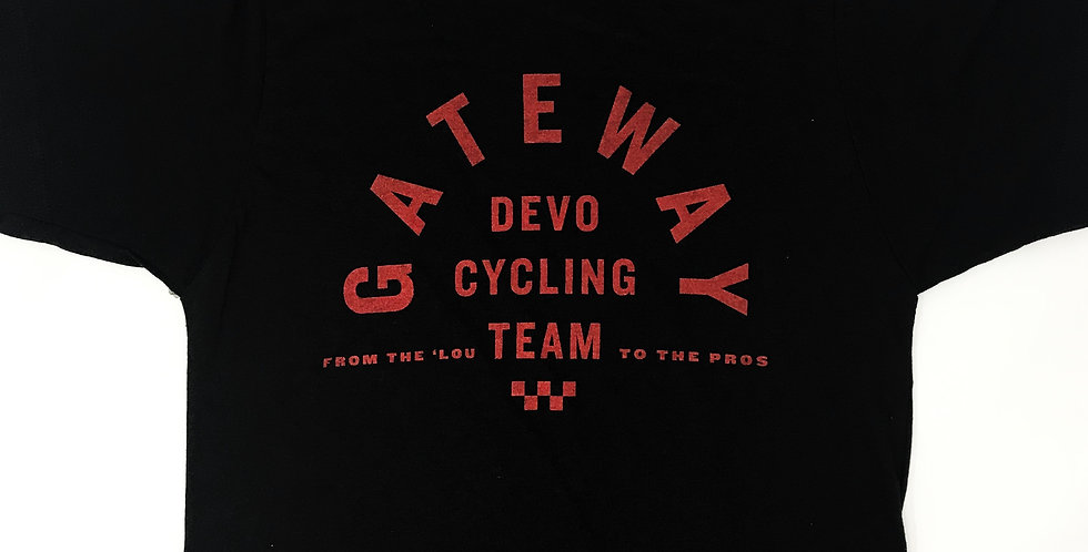 Gateway Devo—Black with Red