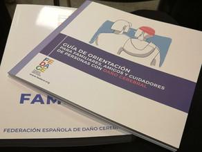 Presentación de la IV Edición de la Guía de Familias de FEDACE